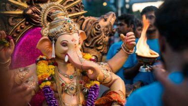 गणपति बाप्पा के प्रसाद पर रहेगी FDA की नजर, 222 अधिकारियों को सौंपी गई जिम्मेदारी