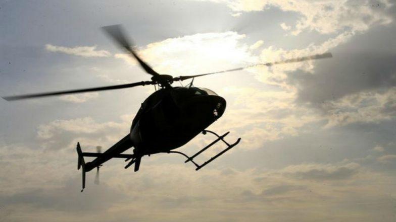 जाको राखे साइयां मार सके न कोई, J-K के रणजीत सागर बांध के पास इंडियन आर्मी का हेलीकॉप्टर क्रैश, दोनों पायलट सुरक्षित
