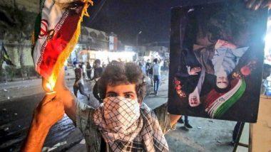 इराक के वाणिज्य दूतावास पर हुए हमले की ईरान ने की कड़ी निंदा