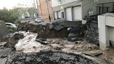 भूकंप से फिर दहला जापान,  6.7 तीव्रता का आया भूकंप