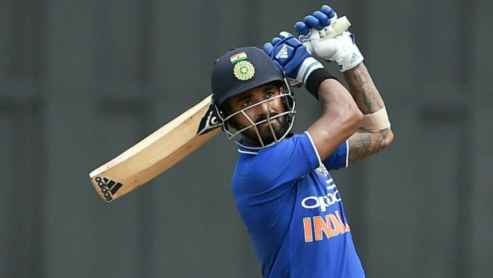 IND vs SL, ICC CWC 2019: के एल राहुल की शानदार बल्लेबाजी, जड़ा विश्व कप का पहला शतक