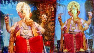 Lalbaugcha Raja visarjan route 2018: इन रास्तों से गुजरेंगे लालबाग के राजा, बिना लाईन के आप कर सकेंगे दर्शन