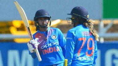 महिला क्रिकेट: मंधाना-मानसी की शानदार पारी से पस्त हुई श्रीलंकाई टीम, सीरीज में 1-0 की बनाई बढ़त