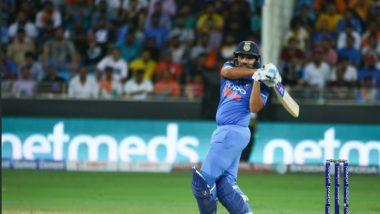 India vs New Zealand 3rd T20 Match 2020: रोहित शर्मा के वो दो छक्के जिसकी वजह से भारतीय टीम ने सीरीज की फतह (Video)