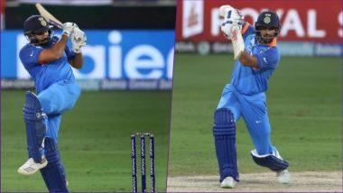 रोहित शर्मा ने दिया बड़ा बयान, कहा- आस्ट्रेलिया दौरे से पहले शिखर धवन का फार्म में लौटना महत्वपूर्ण है