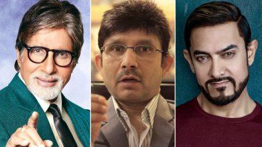 Troll: क्या KRK को ट्विटर पर वेलकम करके बिग बी ने लिया आमिर खान से पंगा?