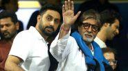 अमिताभ और अभिषेक बच्चन को हुआ कोरोना, नानावटी अस्पताल में भर्ती, इन नेताओं ने स्वस्थ होने की मांगी दुआ
