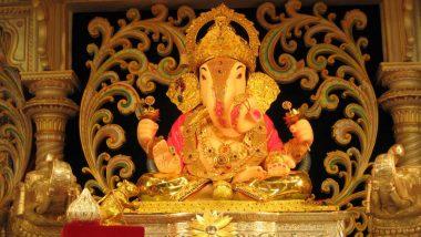 गणपति बाप्पा के आगमन का इंतजार मुंबई में ही नहीं विदेशों में भी, भेजी जा रहीं है बाप्पा की मूर्तियां