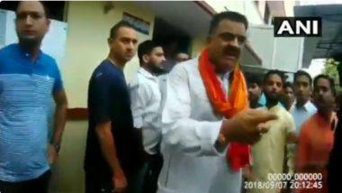 उत्तराखंड: BJP विधायक ने की महिला पुलिस ऑफिसर से बदतमीजी, कहा तमीज से बात कर.. Video वायरल