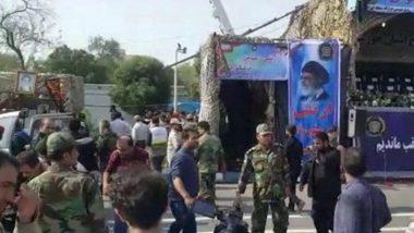 ईरानी सैन्य परेड पर हुई गोलीबारी, 24 की मौत, 50 से ज्यादा घायल