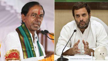 कांग्रेस को मात देने के लिए KCR हुए तैयार, इन बड़े नेताओं से कर सकते हैं गठबंधन
