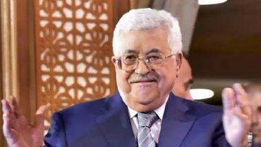 फिलिस्तीन ने मिडईस्ट क्वाट्रेट से US को बाहर करने का प्रस्ताव रखा