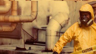मेक्सिको में हुआ गैस रिसाव,1300 लोगों को सुरक्षित बचाया गया