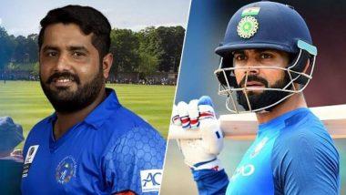 टीम इंडिया के खिलाफ शतक जड़ने वाले मोहम्मद शहजाद ने फिटनेस को लेकर कोहली को दी थी चुनौती, Watch Video