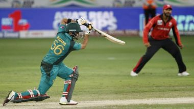 एशिया कप 2018: पाकिस्तान ने टूर्नामेंट में दर्ज की पहली जीत, हांगकांग को 8 विकेट से हराया