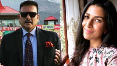 भारतीय कोच रवि शास्त्री के साथ अफेयर की खबरों पर निम्रत कौर ने तोड़ी चुप्पी