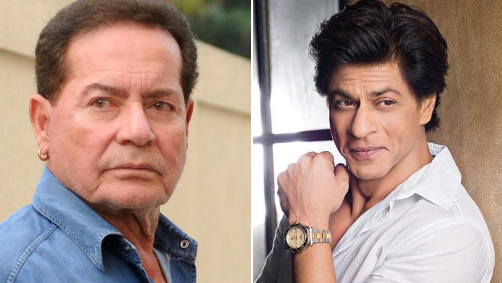 सलमान खान के पिता सलीम खान को लेकर शाहरुख ने कह दी ऐसी बात, सुनकर आप भी कहेंगे Omg