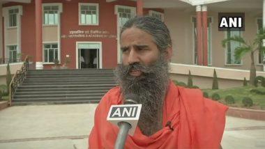 कश्मीर से आर्टिकल 370 हटना चाहिए: बाबा रामदेव