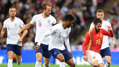नेशन्स लीग : स्पेन ने रोमांचक मुकाबले में इंग्लैंड को दी 2-1 से मात