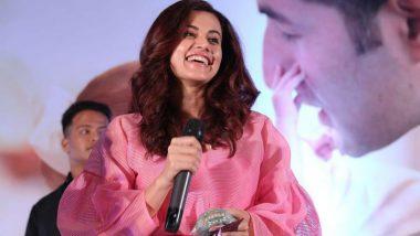 तापसी पन्नू को 'सस्ती एक्ट्रेस' कहकर यूजर ने किया ट्रोल, अभिनेत्री ने दिया करारा जवाब