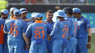 India vs New Zealand 3rd ODI 2019: न्यूजीलैंड ने भारत के सामने रखा 244 रनों का लक्ष्य, मोहम्मद शमी ने झटके तीन विकेट