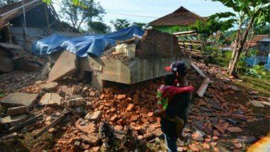 इंडोनेशिया: पश्चिमी सुलावेसी में भूकंप और भूस्खलन से 7 लोगों की मौत, आठ हजार लोगो ने छोड़े घर