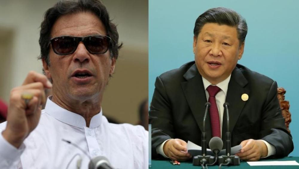 इमरान खान के दौरे से पहले बोला चीन- पाकिस्तान के कंगाली का जिम्मेदार नहीं है हमारा प्रोजेक्ट