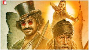 फिल्म 'ठग्स ऑफ हिंदोस्तान' का नया पोस्टर हुआ रिलीज, 'फिरंगी' अवतार में नजर आए आमिर