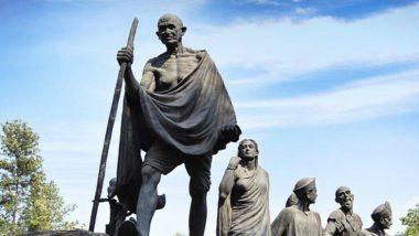 Good News!!! महात्मा गांधी को अमेरिका में मिलेगा ये बड़ा सम्मान