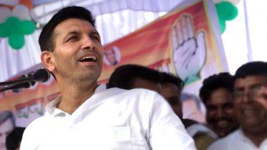 Madhya Pradesh Politics: ट्वीटर पर पीएम नरेंद्र मोदी की फर्जी तस्वीर शेयर कर फिर मुश्किलों में फसें कांग्रेस नेता जीतू पटवारी, पुलिस ने दर्ज किया केस