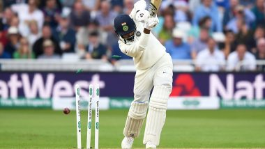 India vs Australia 4th Test: भारतीय पारी की शुरुआत करने आए लोकेश राहुल फिर हुए फ्लॉप, मयंक अग्रवाल चमके