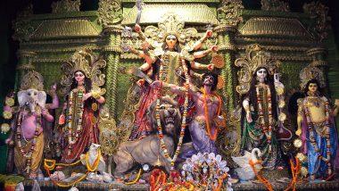 Navratri 2018: पश्चिम बंगाल में ऐसे मनाया जाता है दुर्गापूजा का महापर्व, जानें पंडालों की खास बातें