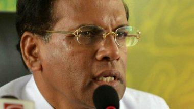 मेरी हत्या की साजिश में भारतीय खुफिया एजेंसी रॉ का हाथ नहीं: श्रीलंकाई राष्ट्रपति
