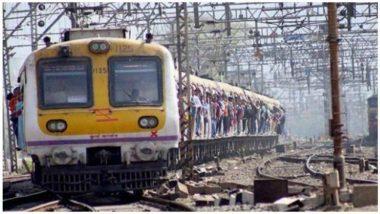 21 अक्टूबर को मुंबई के लाइफ लाइन की थम सकती है रफ्तार, मेगा ब्लॉक के कारण प्रभावित होंगी लोकल ट्रेन सेवाएं