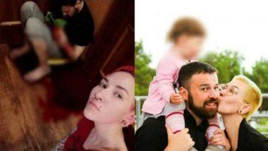 साइबेरिया में महिला ने किया पूर्व पति पर हमला, फिर सेल्फी लेकर दोस्तों को भेजी खून से लथपथ तस्वीरें