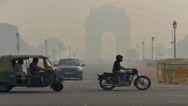 दिल्ली की वायु गुणवत्ता फिर 'बहुत खराब' हुई