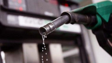जनता को मिली थोड़ी राहत ! आज नहीं बढ़ें पेट्रोल-डीजल का दाम
