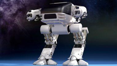 चीन में अब रोबोट करेगा चौकीदारी, सुनाएगा गाने और मजेदार कहानियां