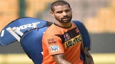 शिखर धवन ने कहा- युवा खिलाड़ियों के आने से भारतीय टीम में कड़ी प्रतिस्पर्धा चल रही है