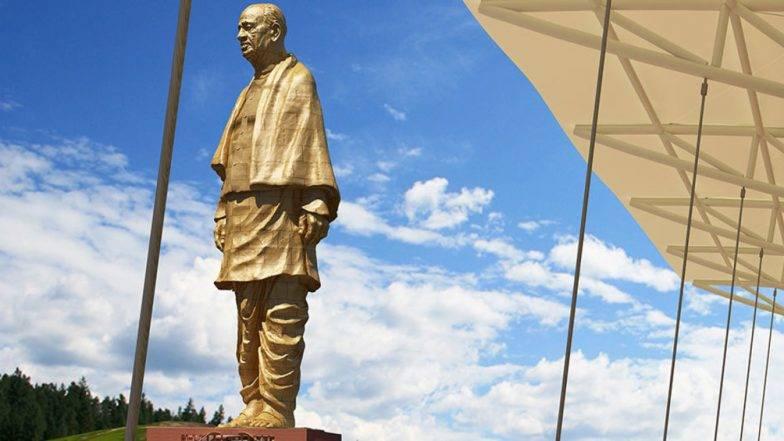 स्टैच्यू ऑफ यूनिटी: बुधवार को PM मोदी करेंगे दुनिया की सबसे ऊंची प्रतिमा का अनावरण, सरदार पटेल जंयती पर होगा भव्य कार्यक्रम