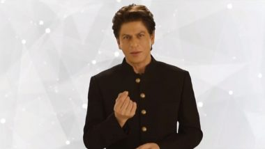शाहरुख खान ने बताया खुद को क्यों करते है जीरो महसूस, कहा-हमेशा लगता है कि उतना अच्छा नहीं हूं