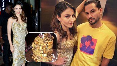 Party Pics: सोहा अली खान के जन्मदिन पर पति कुणाल खेमू ने होस्ट की ग्रैंड पार्टी