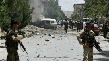 अफगानिस्तान: काबुल में फिर हुआ बड़ा धमाका, 10 लोगो की मौत