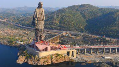 गुजरात: सरदार पटेल की मूर्ति 'स्टैचू ऑफ यूनिटी' को उड़ाने की धमकी, ईमेल मिलने से सनसनी