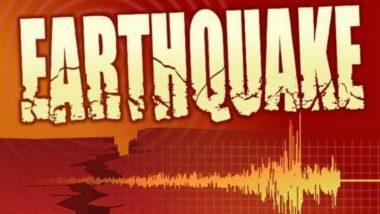 24 घंटो में दूसरी बार भूकंप के झटको से थर्राया जम्मू-कश्मीर