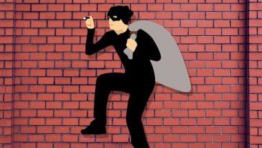 Delhi: कालकाजी में आभूषणों की दुकान में पीपीई किट पहनकर घुसा चोर, उड़ाए 6 करोड़ के गहने