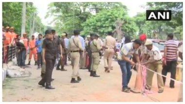 गुवाहाटी के शुक्लेश्वर घाट पर विस्फोट, चार लोग गंभीर रुप से जख्मी, जांच में जुटी पुलिस