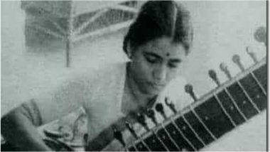 सितारवादक पंडित रविशंकर की पूर्व पत्नी एवं दिग्गज संगीतकार अन्नपूर्णा देवी का अस्पताल में निधन
