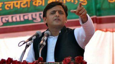 स्वामी चिन्मयानंद कांड: अखिलेश यादव ने BJP पर साधा निशाना, कहा- बेटी बचाओ अभियान भी आखिरकार एक जुमला ही साबित हुआ