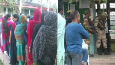 जम्मू-कश्मीर पंचायत चुनाव: तीसरे चरण में कश्मीर क्षेत्र में 34 प्रतिशत, जम्मू में 59 प्रतिशत मतदान